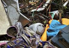 Tornado Aftermath in Monson