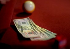 Fifties on Pool Table from Hustle